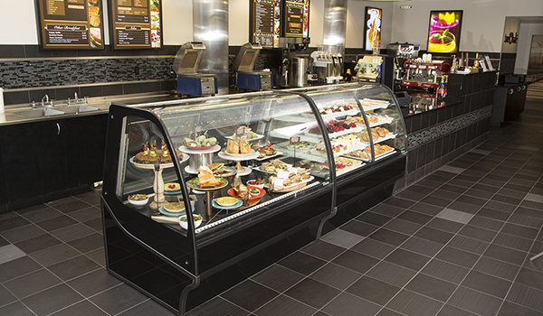 True Cafe Display Case
