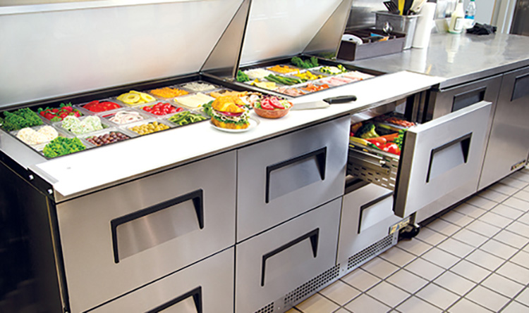 True Foodservice Kitchen