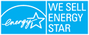 Energy Star Logo blue and white