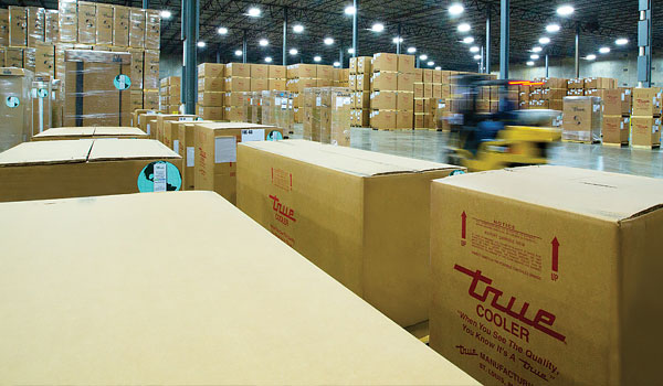 True Manufacturing distribution center